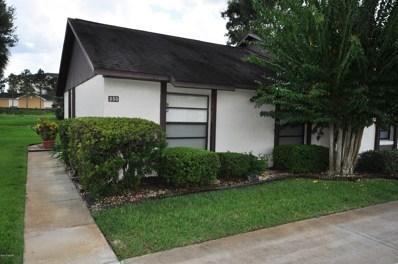 255 Terrace Hill Boulevard UNIT 1F, DeBary, FL 32713 - MLS#: 1050705