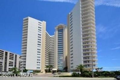 2937 S Atlantic Avenue UNIT 309, Daytona Beach Shores, FL 32118 - MLS#: 1050746