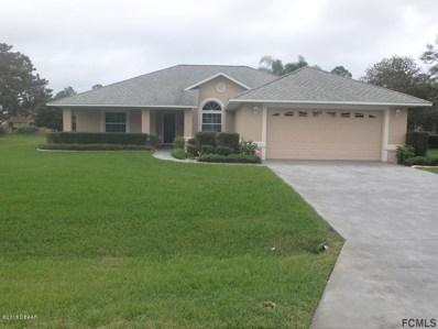 61 Bickford Drive, Palm Coast, FL 32137 - MLS#: 1050827
