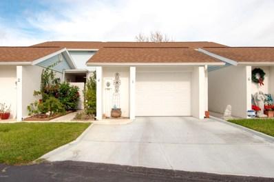 4 Chippingwood Lane, Ormond Beach, FL 32176 - MLS#: 1050838
