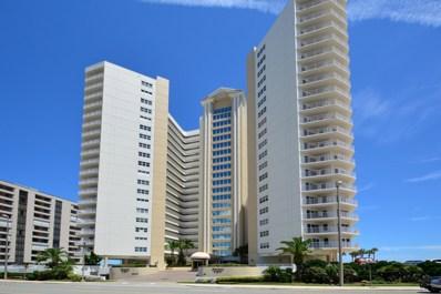 2937 S Atlantic Avenue UNIT 505, Daytona Beach Shores, FL 32118 - MLS#: 1050986