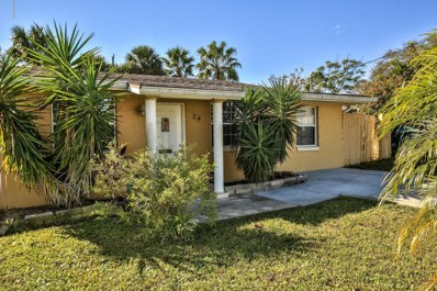 24 Brooks Drive, Ormond Beach, FL 32176 - #: 1051302
