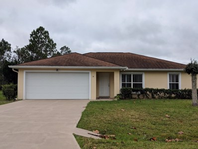 14 Rosecroft Lane, Palm Coast, FL 32164 - MLS#: 1051460