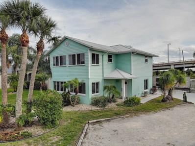 17 Richmond Drive, New Smyrna Beach, FL 32169 - MLS#: 1051516