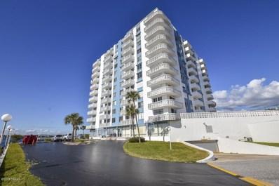 925 N Halifax Avenue UNIT 906, Daytona Beach, FL 32118 - #: 1051720