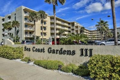 4153 S Atlantic Avenue UNIT 513, New Smyrna Beach, FL 32169 - MLS#: 1052092