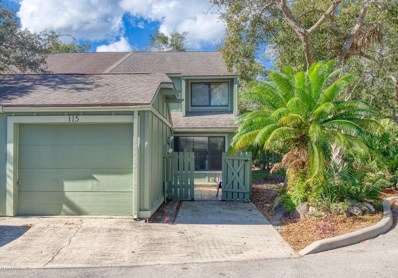 115 Timberline Trail, Ormond Beach, FL 32174 - MLS#: 1052406