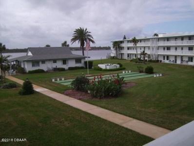 3015 N Halifax Avenue UNIT 26, Daytona Beach, FL 32118 - #: 1052502