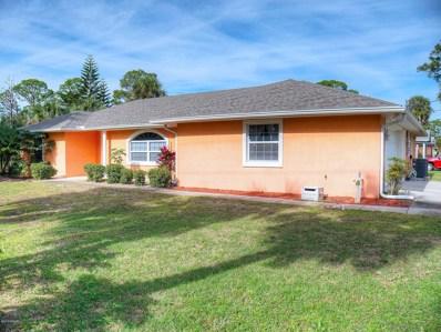 2600 Crestwood Avenue, New Smyrna Beach, FL 32168 - MLS#: 1052563