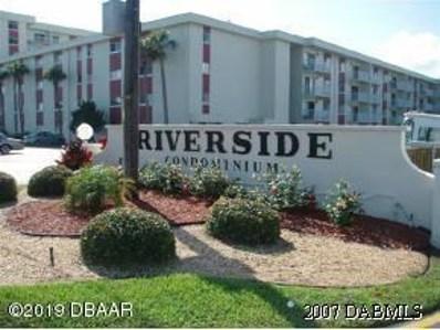 2901 N Halifax Avenue UNIT 219, Daytona Beach, FL 32118 - #: 1052657