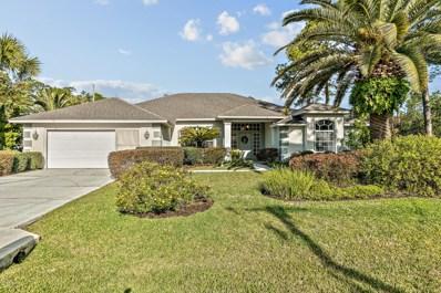 1 Warren Place, Palm Coast, FL 32164 - MLS#: 1053031