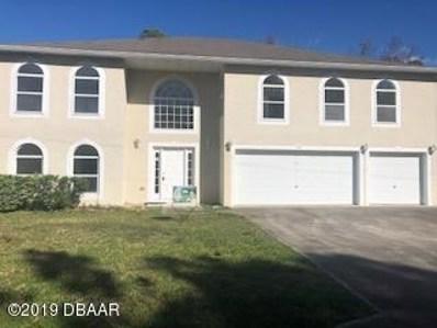 53 Paul Lane, Palm Coast, FL 32164 - MLS#: 1053101