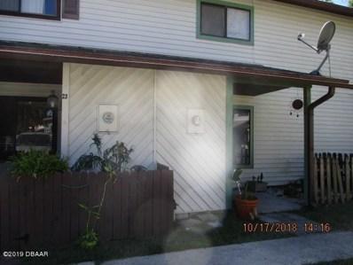 322 Canal Road UNIT D-24, Edgewater, FL 32132 - MLS#: 1053217