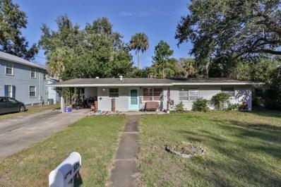 529 Ball Street, New Smyrna Beach, FL 32168 - MLS#: 1053258