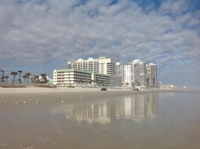 2700 N Atlantic Avenue UNIT 1219, Daytona Beach, FL 32118 - #: 1053281