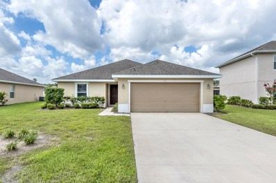 34 Pergola Place, Ormond Beach, FL 32174 - MLS#: 1053349