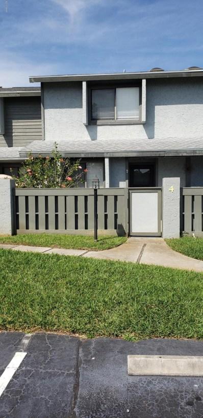 210 Lemon Tree Lane UNIT 210D, Ormond Beach, FL 32174 - MLS#: 1054581