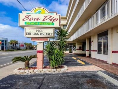 1233 S Atlantic Avenue UNIT 124, Daytona Beach, FL 32118 - MLS#: 1055434