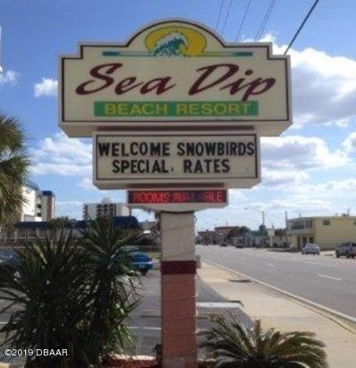 1233 S Atlantic Avenue UNIT 2190, Daytona Beach, FL 32118 - MLS#: 1055715
