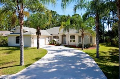 9 Pine Cedar Drive, Palm Coast, FL 32164 - MLS#: 1055736