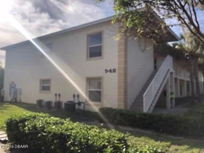 942 15th Street UNIT 201, Holly Hill, FL 32117 - #: 1055786