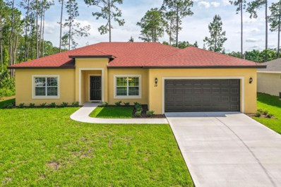 19 Reinhardt Lane, Palm Coast, FL 32164 - #: 1056982