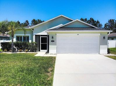 141 Huckleberry Branch Court, Daytona Beach, FL 32124 - MLS#: 1058010