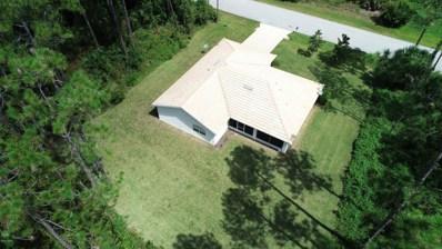 60 Rickenbacker Drive, Palm Coast, FL 32164 - #: 1062835