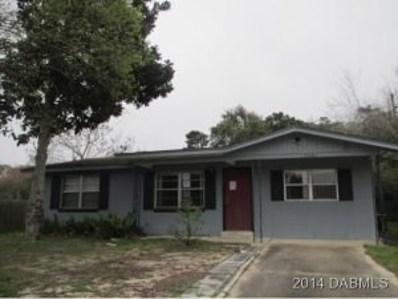 1528 Wildrose Ln, Daytona Beach, FL 32117 - MLS#: 556394