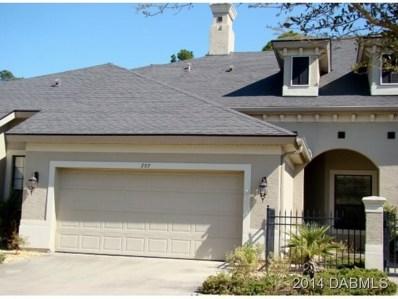 757 Cobblestone Way, Ormond Beach, FL 32174 - MLS#: 556730