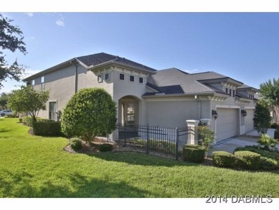 726 Cobblestone Drive, Ormond Beach, FL 32174 - MLS#: 556839