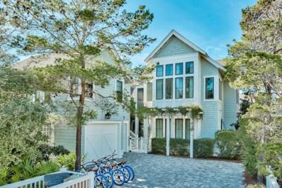 25 N Founders Lane, Inlet Beach, FL 32461 - #: 814010