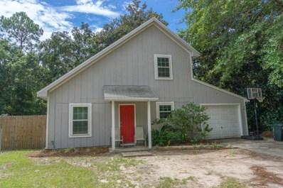 105 Garnett Bayou Road, Santa Rosa Beach, FL 32459 - #: 829944