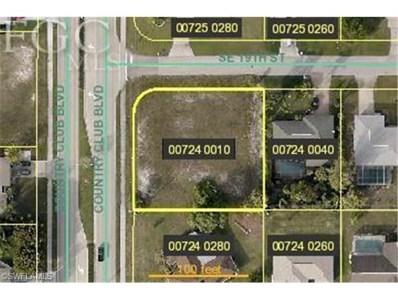 904 19th ST, Cape Coral, FL 33990 - MLS#: 201343727