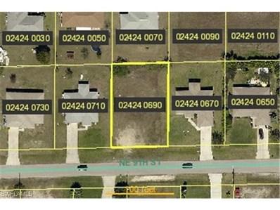 301 9th ST, Cape Coral, FL 33909 - MLS#: 214049831