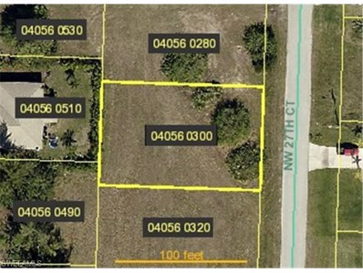 1136 27th CT, Cape Coral, FL 33993 - MLS#: 215017601