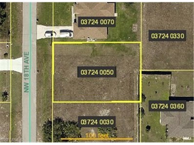 23 18th AVE, Cape Coral, FL 33993 - MLS#: 215017612