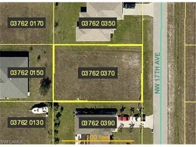 404 17th AVE, Cape Coral, FL 33993 - MLS#: 215017616