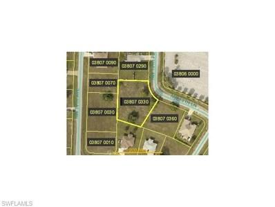 1100 18th PL, Cape Coral, FL 33993 - MLS#: 215052616