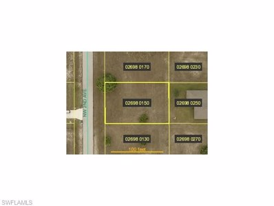 1903 2nd AVE, Cape Coral, FL 33993 - MLS#: 215052643