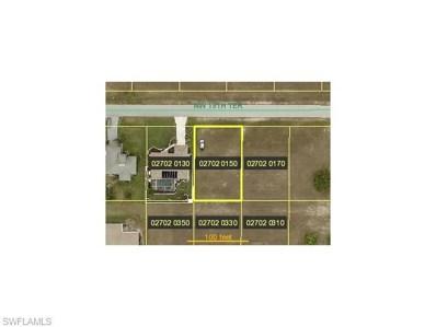 332 19th TER, Cape Coral, FL 33993 - MLS#: 215052644
