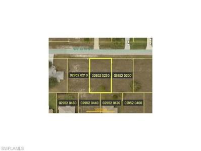 1018 19th ST, Cape Coral, FL 33993 - MLS#: 215052705