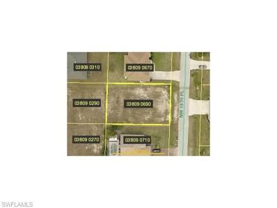 1128 19th PL, Cape Coral, FL 33993 - MLS#: 215052797
