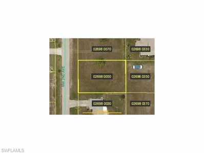 1809 2nd AVE, Cape Coral, FL 33993 - MLS#: 215052907