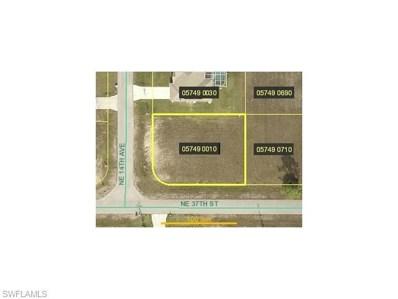 3701 14th AVE, Cape Coral, FL 33909 - MLS#: 216014184