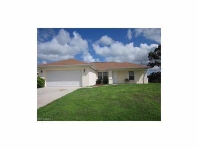 2910 65th W ST, Lehigh Acres, FL 33971 - MLS#: 216022281