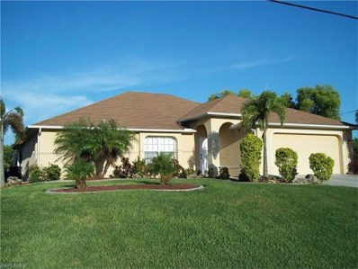 1405 21st AVE, Cape Coral, FL 33991 - MLS#: 216051281
