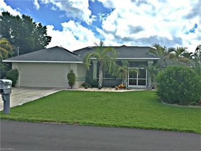 111 16th PL, Cape Coral, FL 33990 - MLS#: 216051787