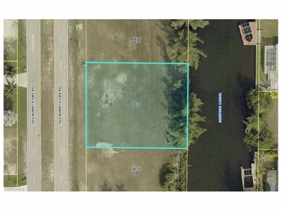 1815 Old Burnt Store N RD, Cape Coral, FL 33993 - MLS#: 216058483