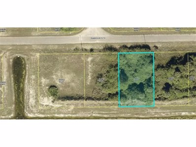 1232 Isabella E ST, Lehigh Acres, FL 33974 - MLS#: 216068719